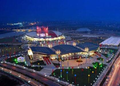 义乌梅湖会展中心